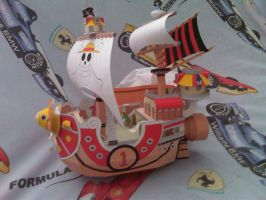 thousand sunny by margarethere
