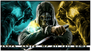 Dishonored Signature by blaaackb1rd
