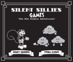 Silent Sillies Games - Intro gif by JK-Antwon
