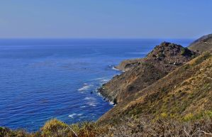Central California Coast by zootnik