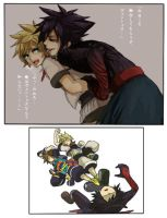 Vanitas did what to Ven ? by SoraxMe4ever123