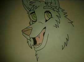 Ralph by Supercurlyninja