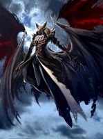 vampire the Blood lord by pamansazz