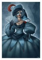 Blue Venise by Shiva-Anarion
