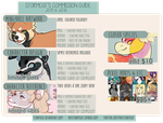 2015 COMMISSION SHEET * REVISED by stormcat