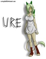 OC - Ure by CorruptKING