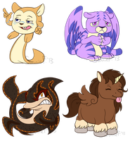 NEOPETS by SunnieF