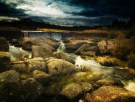 Water Stock - Polly McQuinns Weir by cbidgie