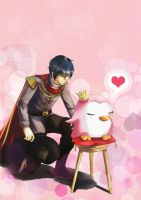 Prince and the Penguin by H-naaa