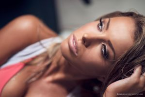 Kaysha Fitzgerald Fitness Shoot 3 by AngelRiley