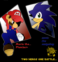 ::Battle of the Platformers:: by PanicTopaz