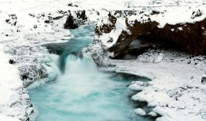 Turquoise flow by Jc428