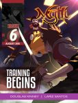 MYTH Chapter 6: The Training Begins by LarizSantos