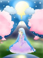 Moon Cry5 by Rena998