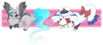 Adopts :: They really need a name by Buntato