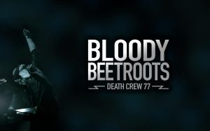 The Bloody Beetroots DC 77' by Benecee