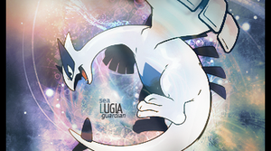 Lugia Sig by RAYAHH
