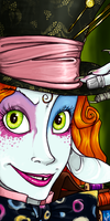 Mad As A Hatter by RAIDEO-MARS