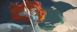 Merida by necosanma