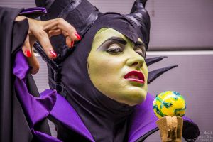 Romics 2012 #18 - Disney's Witch by MaxxITALY