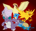 Red's Final Team by icestar663