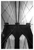 brooklyn bridge III by Lorien79
