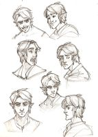 SS Link Facial Expressions by Mudora
