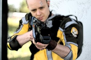 Axton - Borderlands 2 Cosplay Gotcha by Ruun