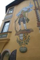 wall painting in Bad Reichenhall by ingeline-art