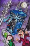 Muppet Who : The Twelfth Doctor by JAMES-POWELL
