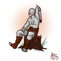 Itchy Azog by Limlight