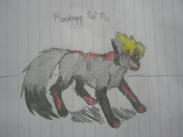 Pizokrapp Reference by SkyWhiteFox