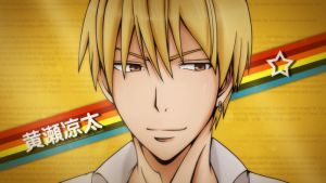 Kise: Wallpaper by 3ternal-Star