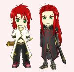 Chibi set Luke and Asch by ranchelle