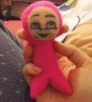 Youtubers - Filthy Frank's Pink Guy Plushie by Jack-O-AllTrades