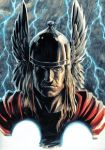 Mighty_Thor-old_school_style by pin-up-corner-shop
