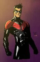 Nightwing by Andre-VAZ