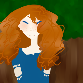 Merida by PanChilla