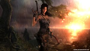 Tomb raider: Transformation by doppeL-zgz