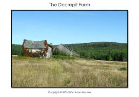 The Decrepit Farm by Adamb22