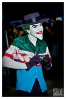 Joker Killing Joke Cosplay by AlexWorks