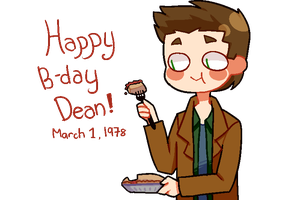 Happy Birthday u nerd by irldeer