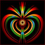 A different kind of heart... by Kancano