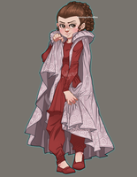 Princess Leia - Bespin Outfit by jellyso