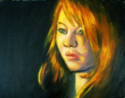 Clary Fray by cycladic
