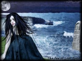the Sea of Lost Souls by BlackFairyWitch