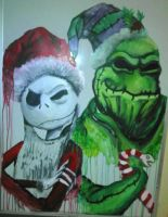 Nightmare Before Christmas by LiesfromtheLiar