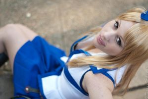 Fairy Tail: Lucy by MadeinPlute