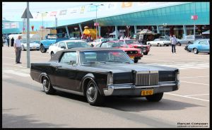 1968 Lincoln Continental by compaan-art