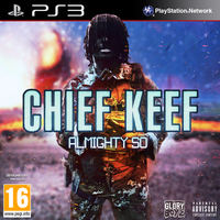 Chief Keef - Almighty So (Mixtape) Cover by Tikodor